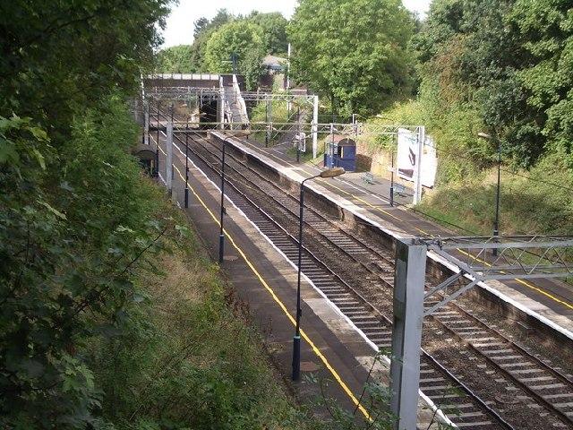 Hampton in Arden station