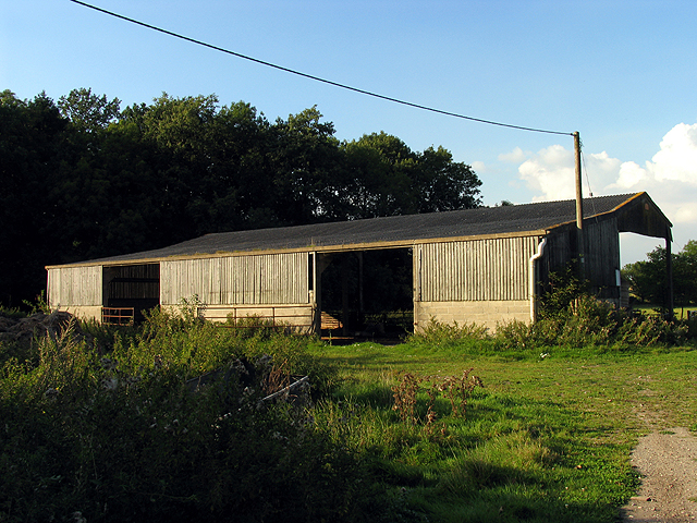 Barn near Hamstead Marshall