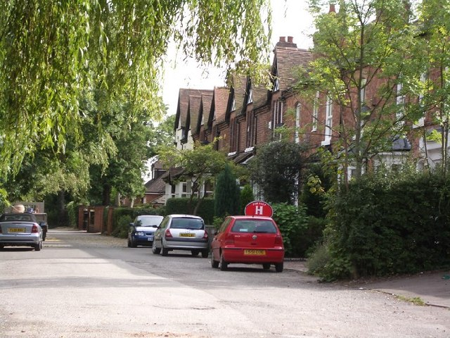 Station Road, Hampton in Arden