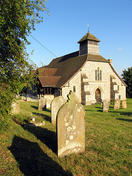 St Michael's Church: Enborne