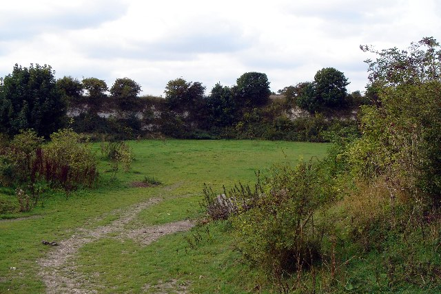 The Disused Quarry