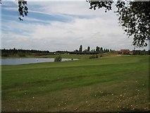 SP2282 : Stonebridge Golf Course by Simon Jobson