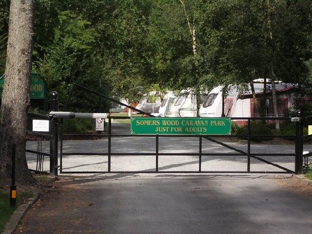 Somers Wood Caravan Park