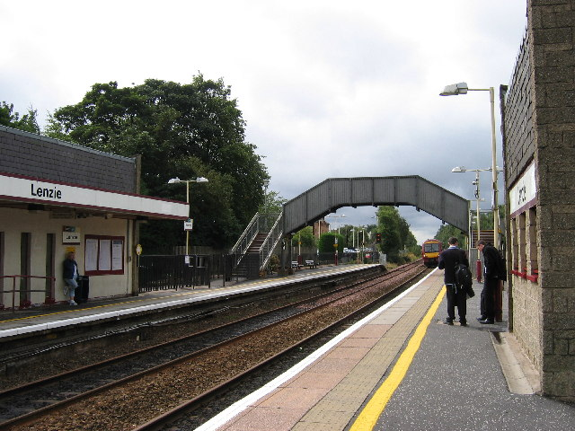 Lenzie Station, East Dunbartonshire