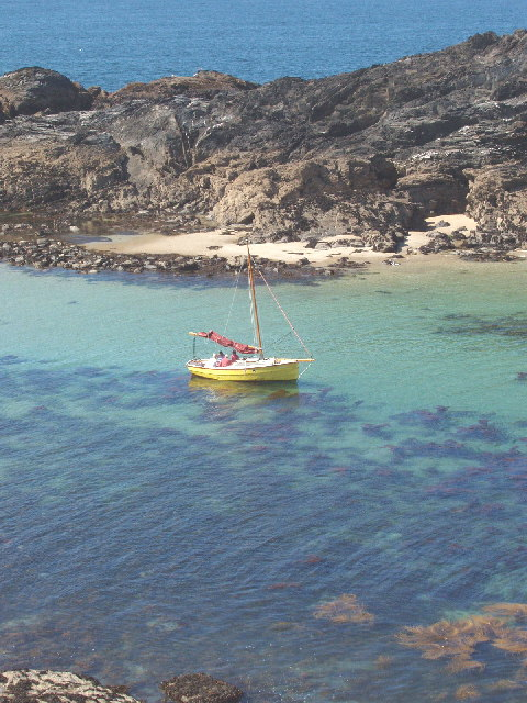 Yacht and Trescore Islands