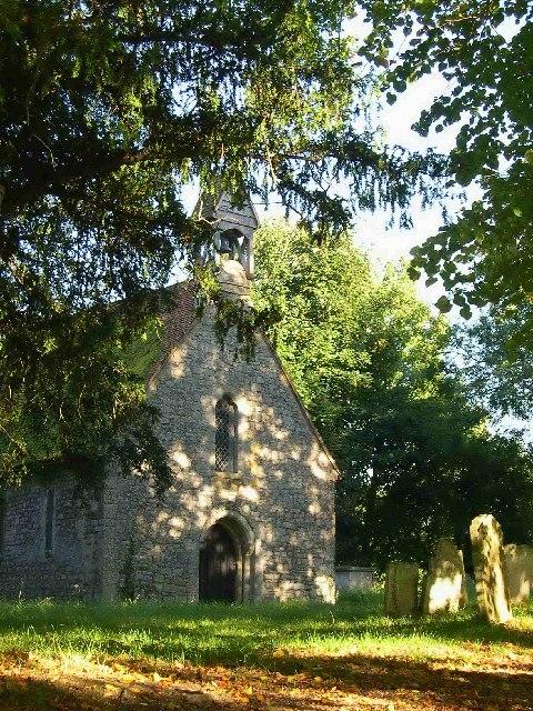 St Bartholomews Church, Botley