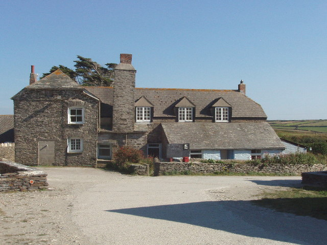 Trevemedar Farm, near Porthcothan