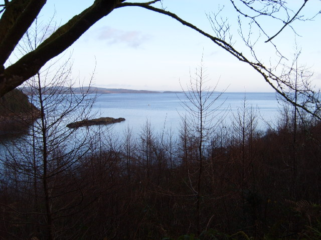 South Bay and Barmore Island