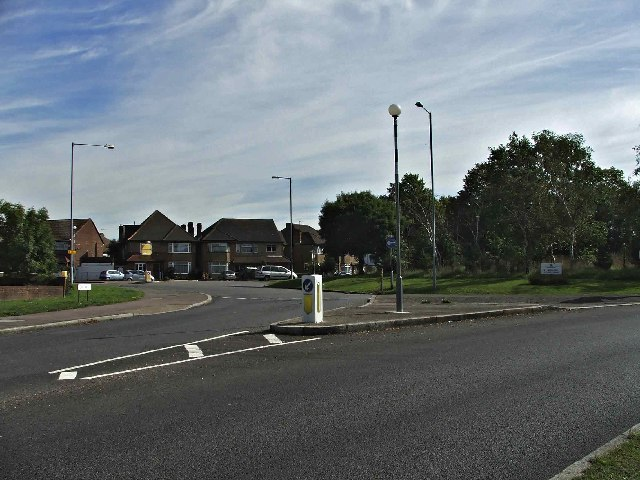 Cat Hill Roundabout