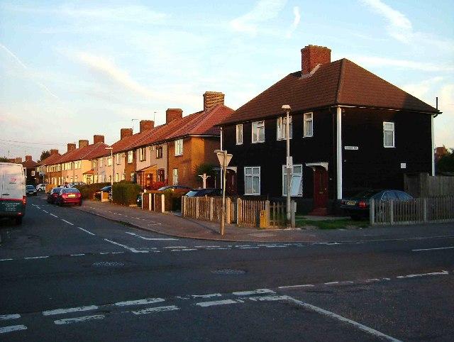 �Homes Fit for Heroes�  Dagenham