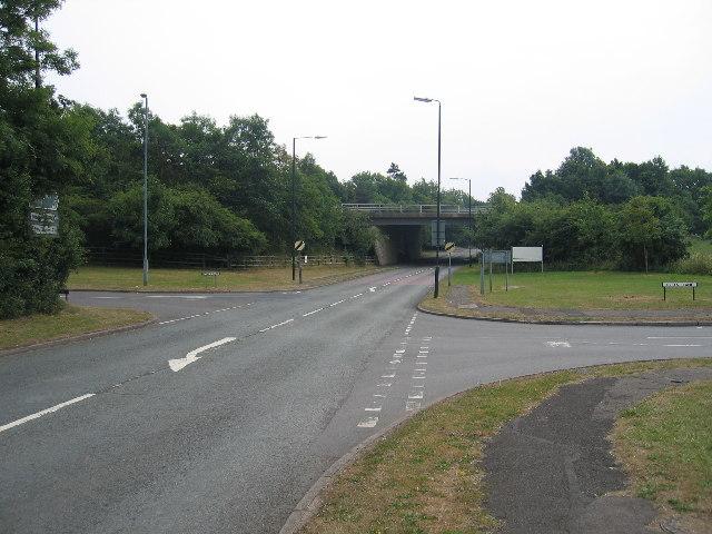 A46 Bridge, Finham