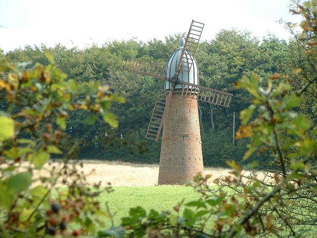 A Windmill... In Wigan?