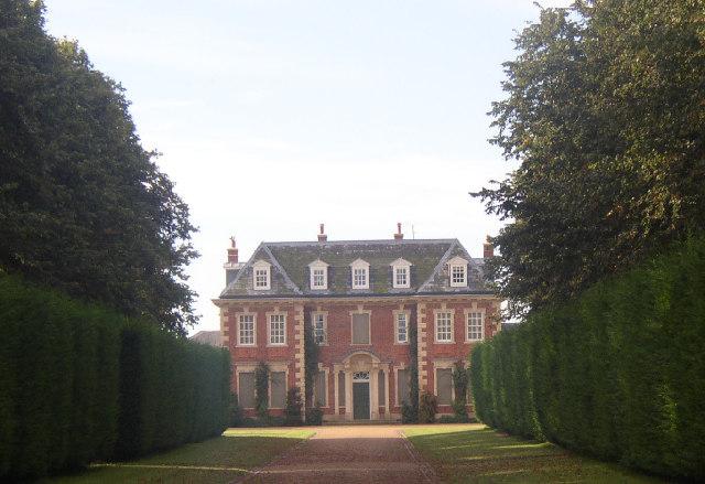 Park House, Newmarket, Suffolk