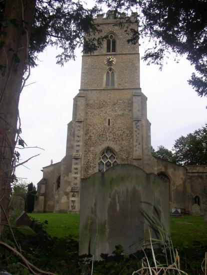 St Martin's Church, Exning
