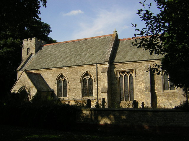 St.Alkmund's church, Blyborough, Lincs.
