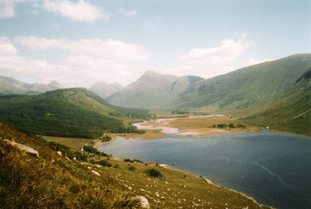 Head of Glen Etive