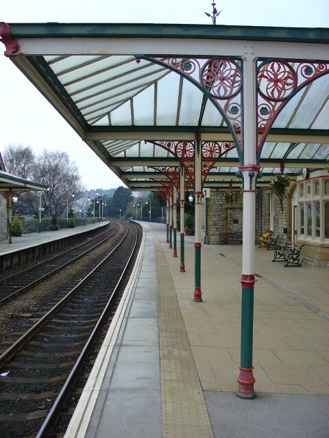 Grange-Over-Sands Station