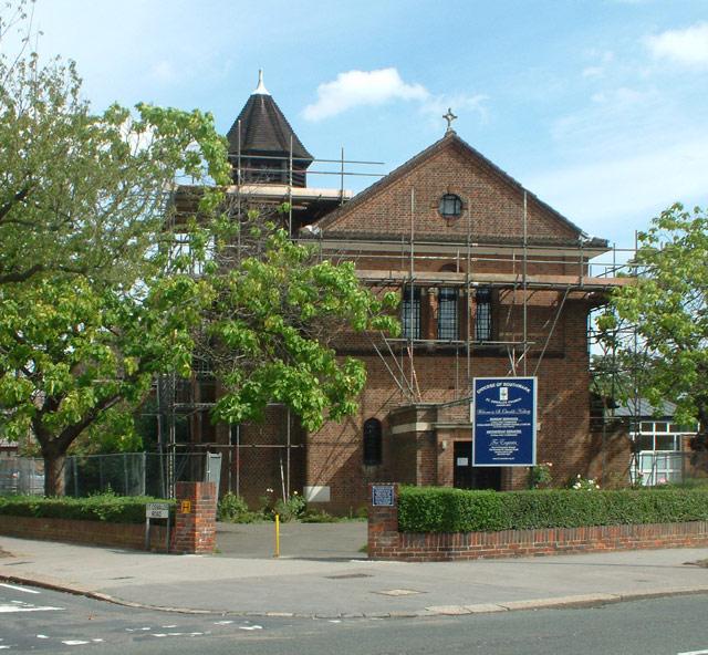 St Oswald's Parish Church, Norbury, SW16