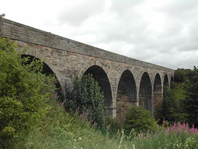 Garnock Viaduct, Kilwinning, North Ayshire