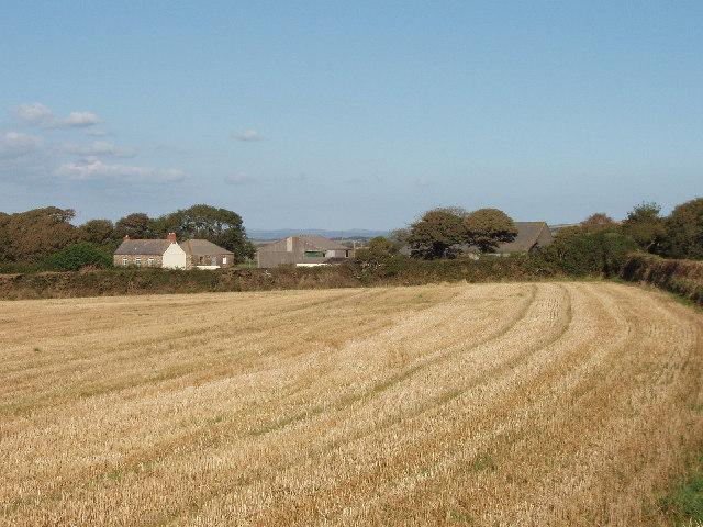 Eddystone Farm, St Eval