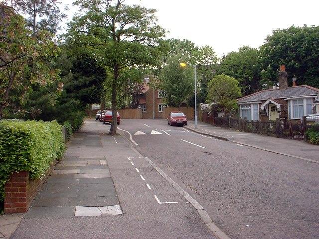 Hengrave Road