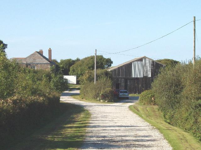 Trevisker Farm, St Eval