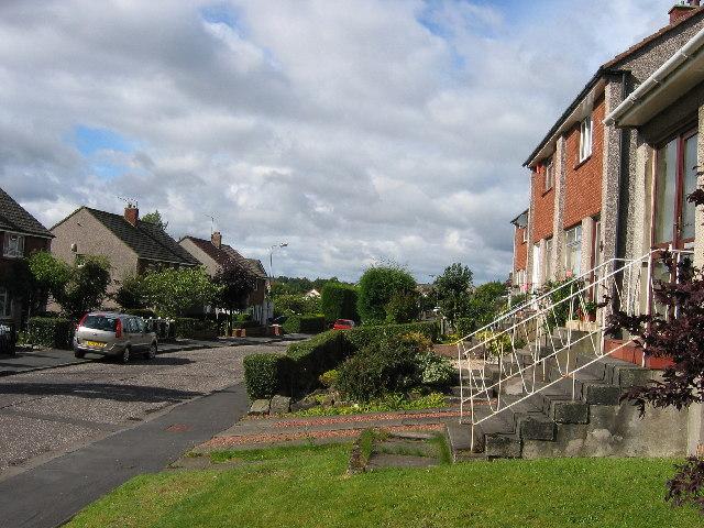Briar Road, Kirkintilloch, East Dunbartonshire