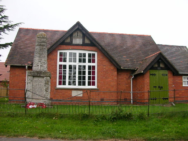 Church Lawford - Village Hall