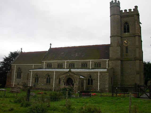 Church Lawford - St  Peter's Church