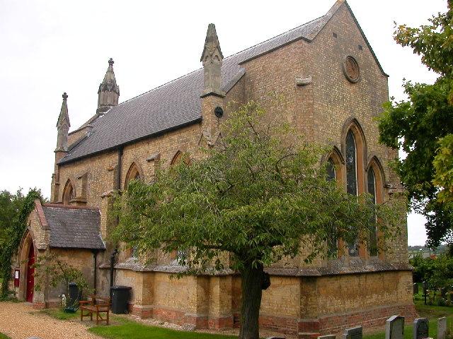 Long Lawford - St Johns Church
