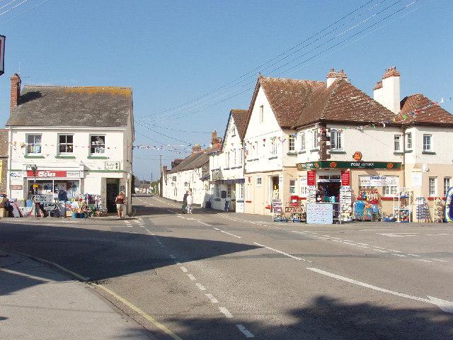 St Merryn shops
