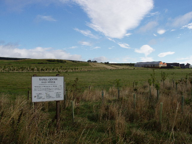 Ratha Centre at Upper Ardoch