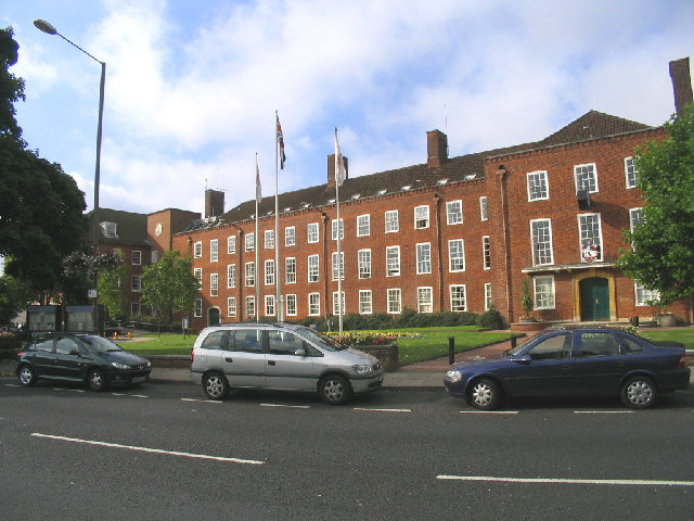 Brentwood Town Hall and Council Offices, Essex