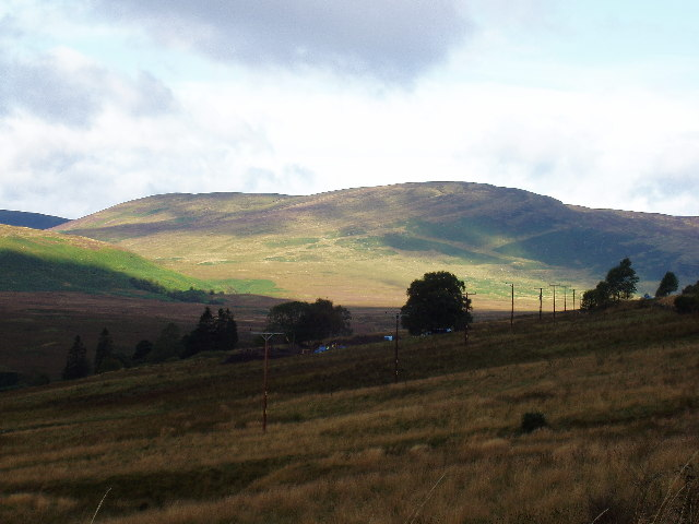 Ben Clach from the B827