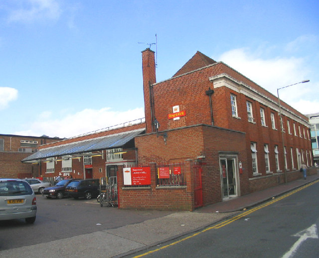 Brentwood Sorting Office