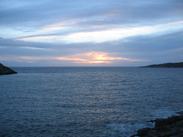 Achmelvich Sunset