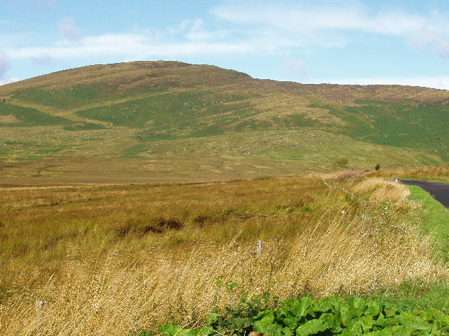 Ben Clach and Rough Moorland