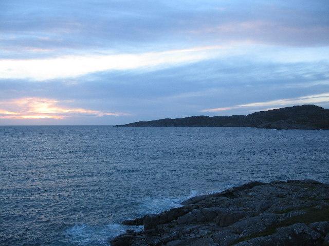 Achmelvich Sunset #2