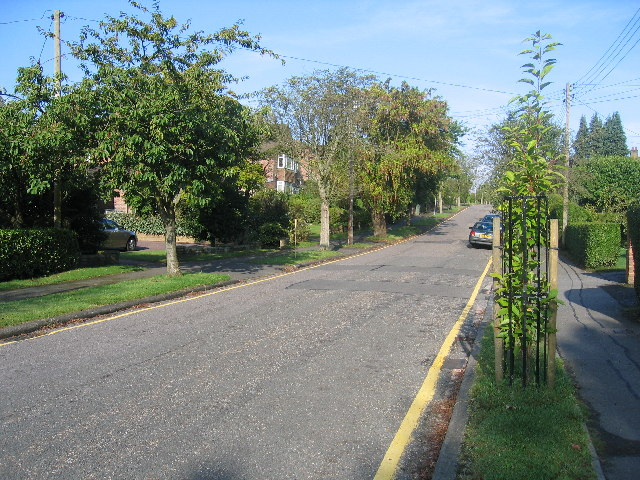 Longfield Drive, Amersham
