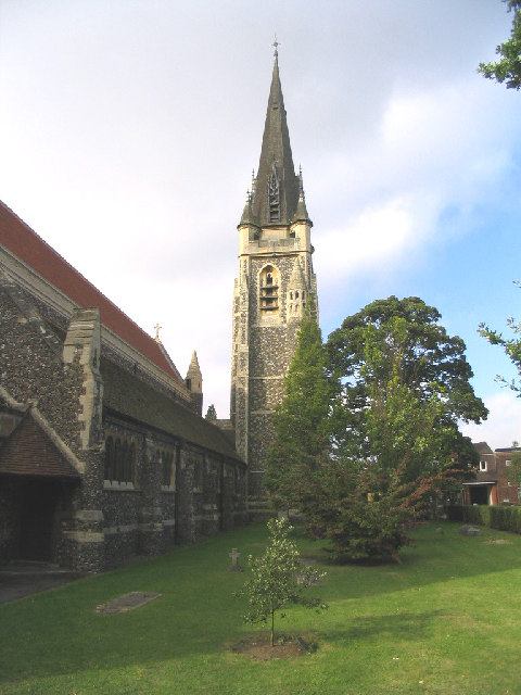 St. Thomas of Canterbury Parish Church, Brentwood