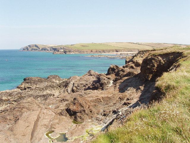 St Cadoc's Point, Harlyn Bay