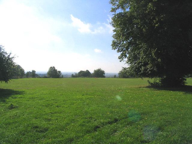 Cricket Pitch, Great Warley, Essex