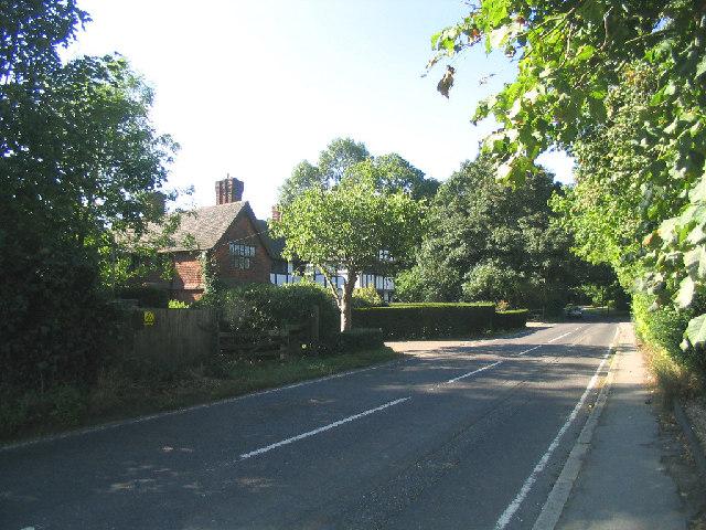 Warley Road, Great Warley