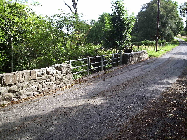 The Bridge over the Allt a' Ghlinne