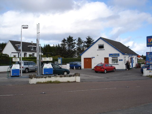 Laide Post Office