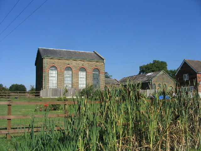 'Ripe for Development' - redundant pumping station, Great Warley