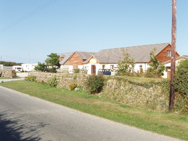 Old MacDonald's Farm and Caravan Site, near Porthcothan