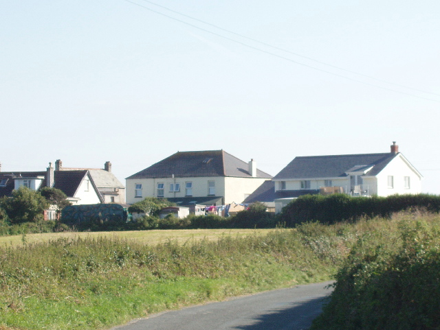 Houses at Treburrick