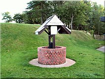 NY3068 : Wishing Well by Roger May