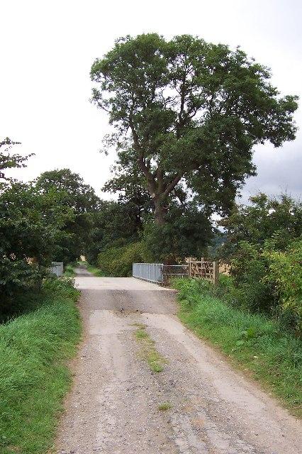 North Carr Lane Bridge